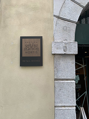 ENOTECA HORTIS Trieste